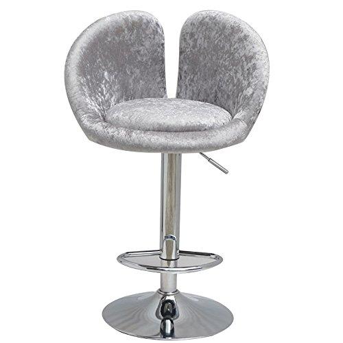Taburete Garnish Bar Chair - Lift Bar Chair/Salón de Belleza Chair/Rotary Home Stool/Kitchen Breakfast Pelusa Cashier Chair by BOBE Shop