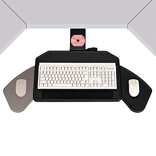 EGCECI810REF - Color : Black - Ergonomic Concepts Boomerang Board Corner Workstation Platform - Each