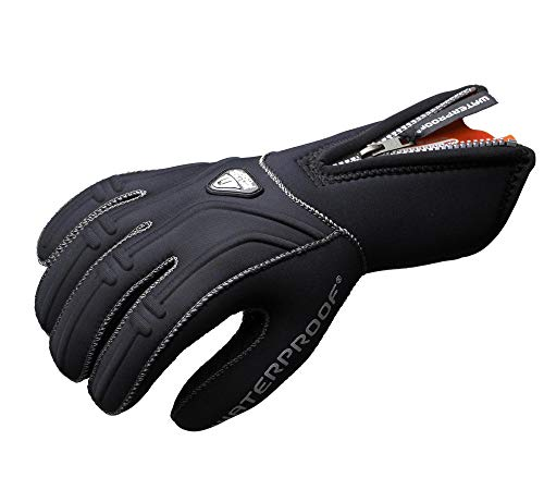 Waterpoof G1 5mm Handschuh - 5 Finger (Größe: XL)