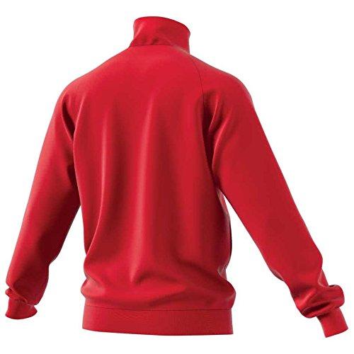 adidas Core18 PES Jkt Chaqueta, Hombre, Rojo (Power Red/White), XL