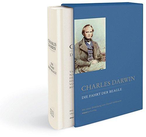 Die Fahrt der Beagle: Tagebuch mit Erforschungen der Naturgeschichte und Geologie der Länder, die auf der Fahrt von HMS Beagle unter dem Kommando von Kapitän Robert Fitzroy, RN, besucht wurden von Charles Darwin (1. August 2006) Gebundene Ausgabe