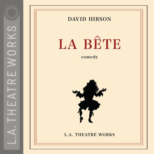 La Bete audiobook cover art