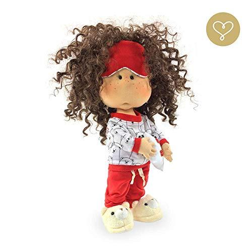 Hannah Puppe Handmade personalisierbar