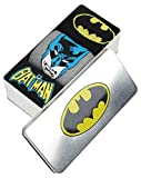 DC Comics Batman Socks Gift Tin (Pack of 3)