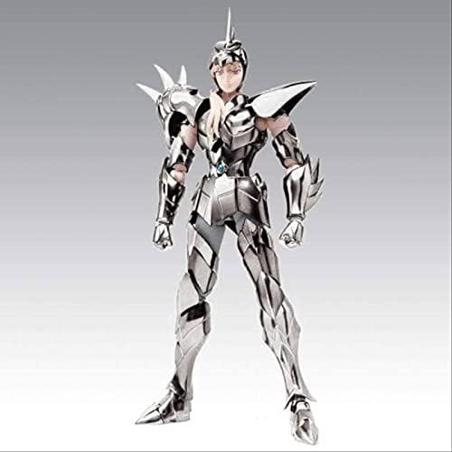 Saint Seiya Ex Asgard Alpha Dubhe Siegfried Jakiro Versión Dorada/Plateada Figura De Acción Modelo De Armadura De Metal Juguetes Plata