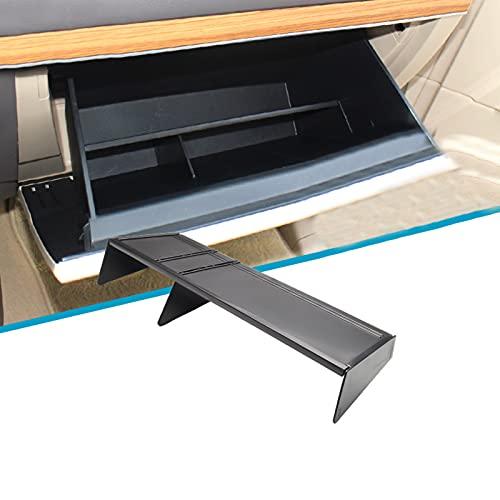 OEMC Partición para Guantera De Coche Caja De Almacenamiento Interior Modificada Caja De Almacenamiento Y Acabado Compatible con To-yota Prado 2010-2019