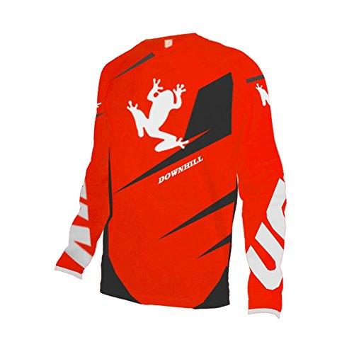Uglyfrog Winter Thermal Vlies 2018 Herren Jersey Motocross Mountain Bike Downhill Sports Wear Atmungsaktiv Shirt Sommer&Frühling Style