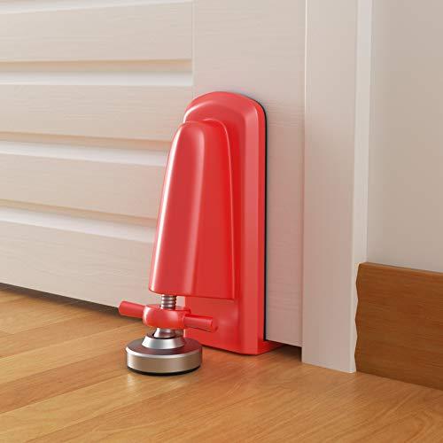 Portable Door Lock(Withstand 400 pounds),Women self Defense,Door Jammer,Travel Locks for Hotel Rooms,Apartment Security