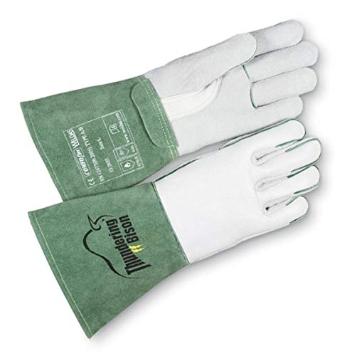 Weldas MIG/MAG Handschuh ThunderingBison 10-2655 Gr. L 10-2655 L Handschutz MAG Handschuhe