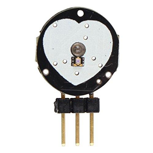 HALJIA Heart Rate Pulse Sensor Pulsesensor Sensor for Arduino Raspberry PI