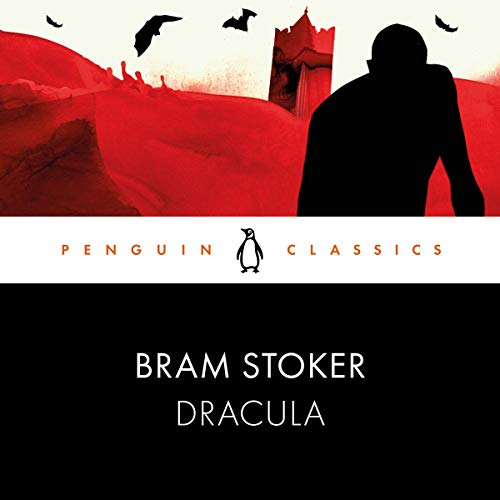 Dracula Audiobook By Bram Stoker cover art