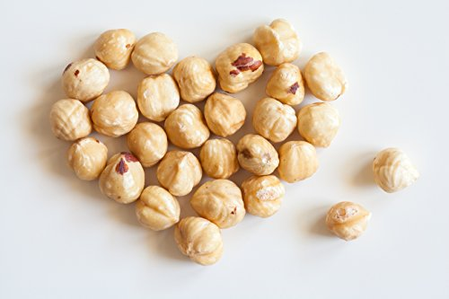1 kg geröstete Haselnüsse   Haselnuss geröstet   ganze Haselnusskerne   ungesalzen   geschält