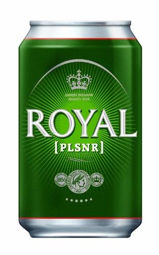 Ceres Royal [PLSNR] Pilsner 4,6% 24x0,33 ltr. inkl. Pfand