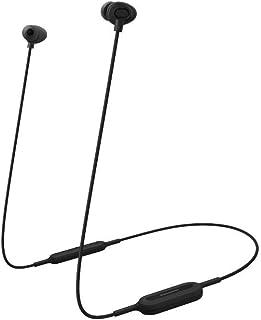 Panasonic RP-NJ310BPUK Rp-Nj310Bpuk Audifonos con Conexión Bluetooth Tipo Inserción (In-Ear), Color Negro, con Funcion Man...