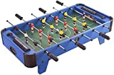 Piarner Futbolín Educativo Multijugador Tabla de Madera de niños Juego de fútbol balones Tabla Tabla...