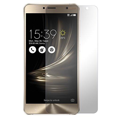 Phonix ASD55TGS Bildschirmschutzfolie, 13,97 cm (5,5 Zoll) für Asus Zenfone 3 Deluxe(ZS550KL)