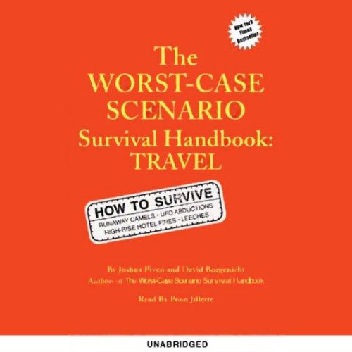 The Worst-Case Scenario Survival Handbook cover art