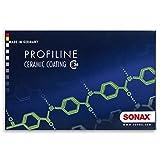 SONAX 236941-544 PROFILINE CeramicCoating CC36 Set flexible, kermaische Langzeitversiegleung für Lacke und lackierte Kunststoffe | Art-Nr. 2369410