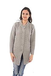 FREUNDIN® Free Size Womens Woollen Cardigan CS-1 German Design