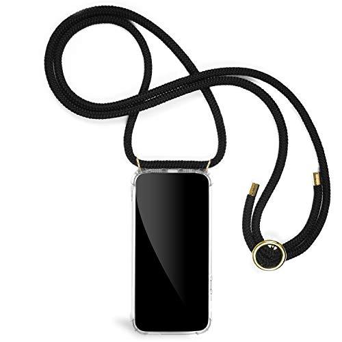 Jalouza - Cadena para teléfono móvil compatible con Apple iPhone 11, fabricada en Berlín, funda para colgar con cordón, dimensiones: 165 x 0,6 cm