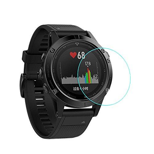 3 X Películas Filme Protetora Relógio Garmin Fenix 5 PLUS (47mm)