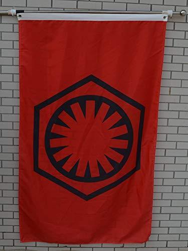 Fyon First Order Flag Banner (3x5ft)