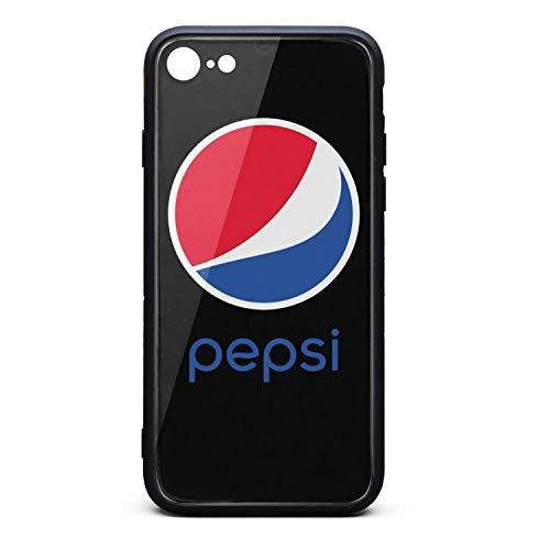 Pepsi Logo Phone Case for iPhone 6/6S TPU Protective Perfectly fit Anti-Scratch Fashionable Glossy Anti Slip Thin Shockproof Soft Case