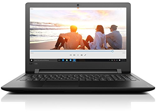 Lenovo Ideapad 110 - 15.6 HD - Core i3-6100U - 4GB Memory - 1TB HDD - Black