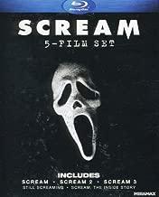 Scream: 5 Film Set (Scream / Scream 2 / Scream 3 / Still Screaming: The Ultimate Scary Movie Retrospective / Scream: The Inside Story)