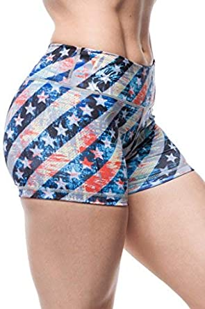 Crossfit Girls Shorts
