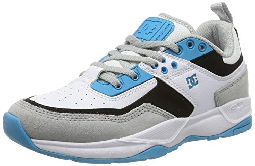 DC Shoes E.Tribeka - Shoes for Kids - Schuhe - Jungen 8-16 - EU 35 - Grau