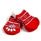 Disfraces de Navidad del perrito del mascota Perros Gatos Navidad suministra Perro de la media perros de compañía decoraciones de Navidad Navidad de almacenamiento personalizadas mascota de Navidad Fe