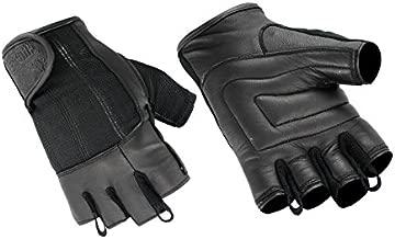 Hugger Glove Company Men's Summer Touring Chopper 2X-Large Black