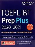 TOEFL IBT Prep Plus 2020-2021: 4 Practice Tests + Proven Str