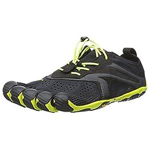 watch 75647 f9ad3 Amazon.com   Vibram FiveFingers TrekSport Sandal - Men s Grey Orange 47    Road Running