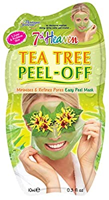 7th Heaven Tea Tree Peel-off Masque 10ml Sachet from Montagne Jeunesse
