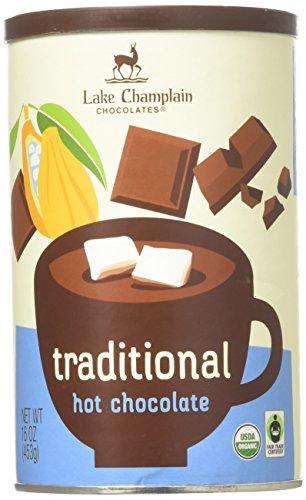 Lake Champlain Chocolates Traditional Hot Chocolate, 16 oz