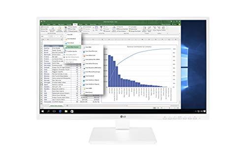 LG LCD Monitor 24BK550Y-W|23.8