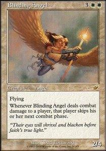 Magic: the Gathering - Blinding Angel - Nemesis