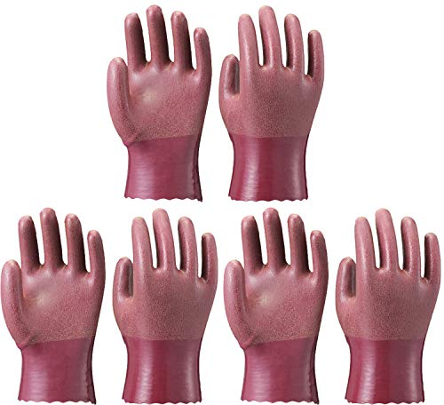 ゴム手袋 ラバーホープ 214-3P-L 3双組