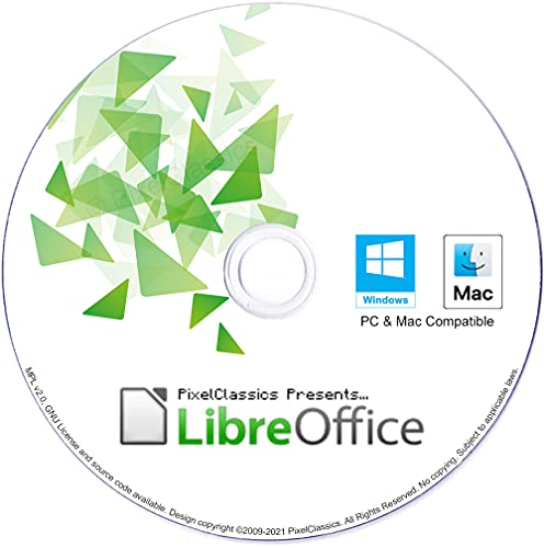 LibreOffice 2021 Office Home and Student 2019 Professional Plus Business...