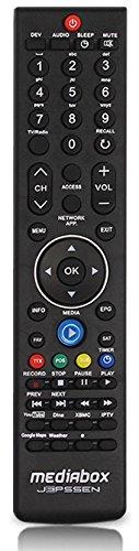 Afstandsbediening voor Mediabox HD M-4