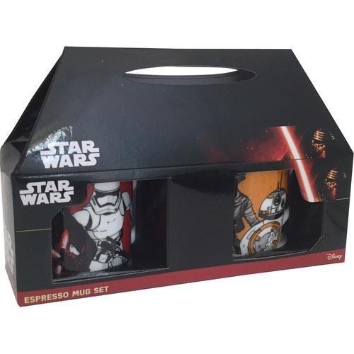 Star Wars - Rebels vs Darkside Espresso Set
