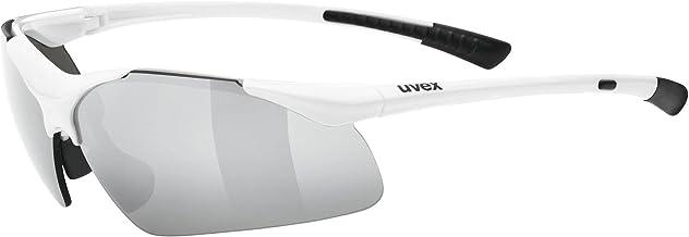 uvex sportstyle 223, Sportbril Unisex-Volwassene, white/silver, one size