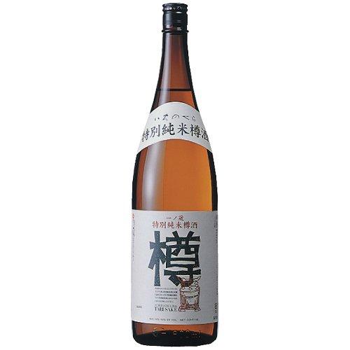 一ノ蔵 樽 特別純米樽酒 1800ml