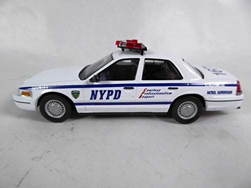 - Ford Crown Victoria 1/43 World Police Car Collection - EE. UU. (PM12)