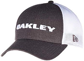 Oakley Men s Standard Heather New Era Hat Graphite One Size