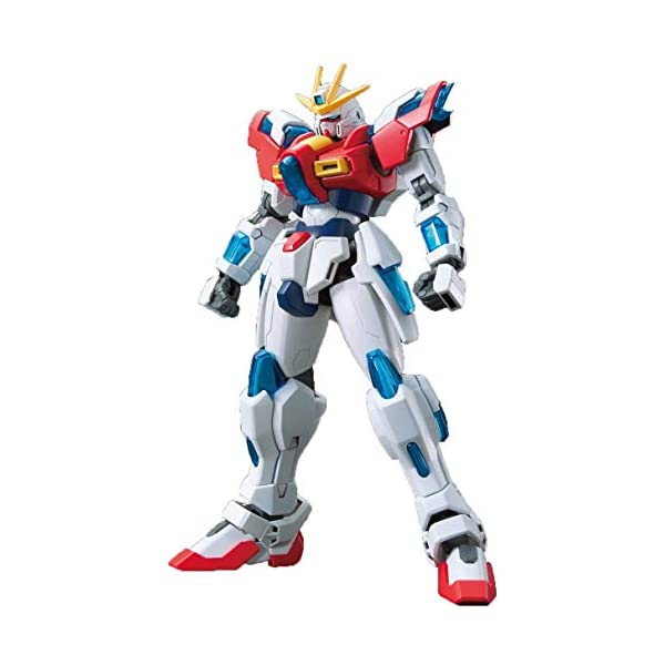 HGBD Gundam build Divers GBN guard frame 1//144 scale color-coded pre-plastic mo