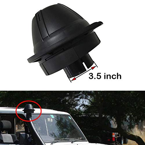 Carro universal de tubo de tubo de coche para 4 × 4 Pick-up Ford Hilux D-max accesorios (8,9 cm)