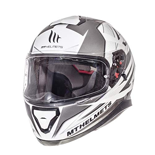 MT Optimus Motorrad-Helm Klapp-Helm Modular-Helm Flip-up Integral-Helm Motorrad-Helm Roller-Helm Full-Face Cruiser ECE 22.05 Matt Schwarz, L